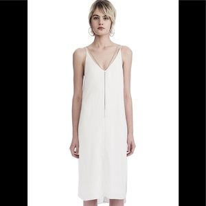 T alexander wang dress with chain detail